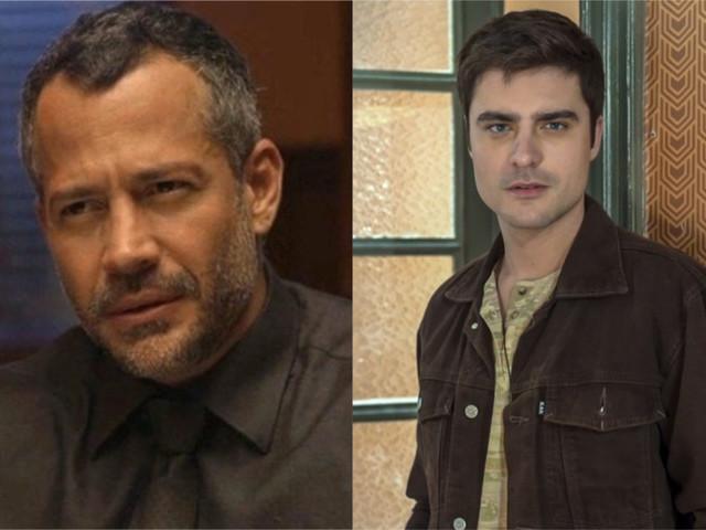 A Dona do Pedaço: Leandro se apaixona por Agno acaba com Fabiana