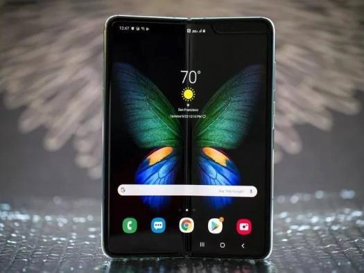 Samsung Galaxy Fold esgota em seu primeiro dia de vendas no Brasil