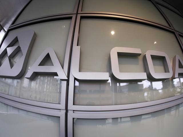 Alcoa reverte prejuízo e tem lucro de US$ 43 milhões