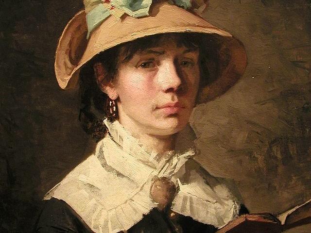 Eu, pintora: Amanda Sidvall