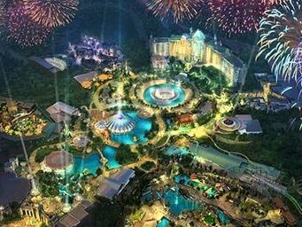 A Universal anunciou um novo e impressionante parque