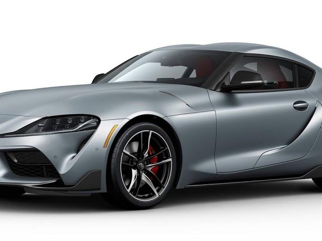 Toyota Supra oferece motor 2.0L quatro cilindros no Japão