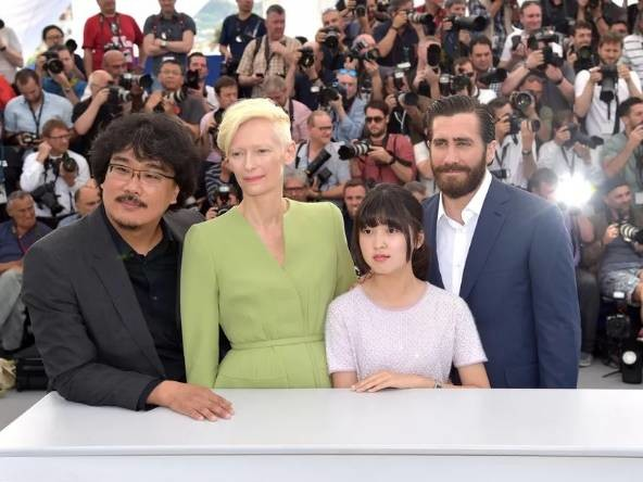 Netflix é vaiada durante transmissão de Okja no Festival de Cannes