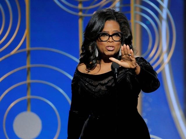 Oprah Winfrey vai produzir programas para a Apple