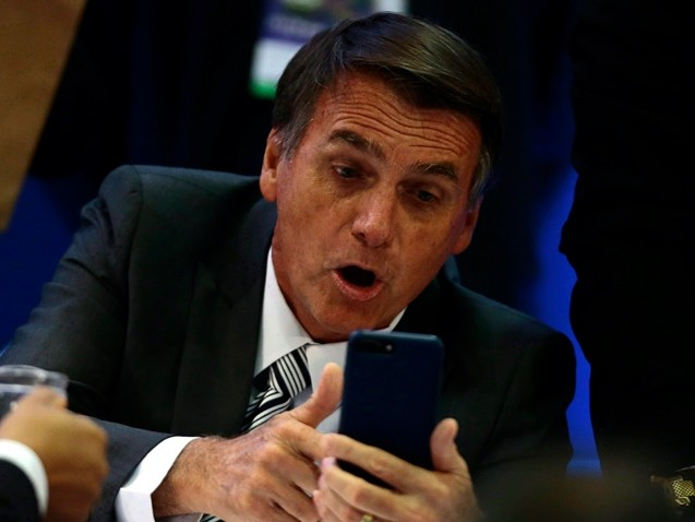 Bolsonaro promete acabar com o Ministério da Educação
