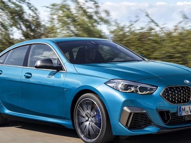 BMW Série 2 Gran Coupé chega ao Brasil por R$ 186.950