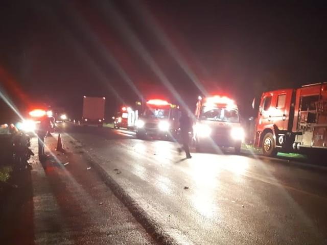 Motorista agride sogra, faz esposa refém e causa acidente com três mortos durante a fuga na BR-222