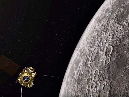 Índia cancela missão que faria do país o 1º a levar rover ao polo sul da Lua