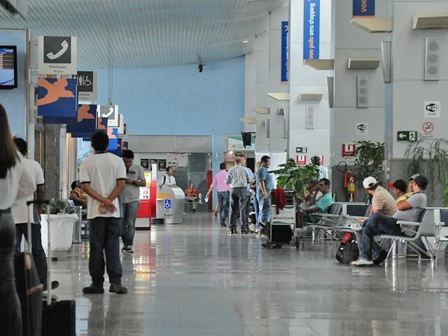 Aeroporto de Palmas perde 92 mil passageiros e 1,7 mil voos em um ano