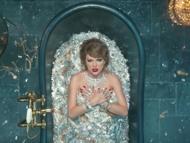 """O novo single de Taylor Swift não é tão """"Gorgeous"""" assim"""