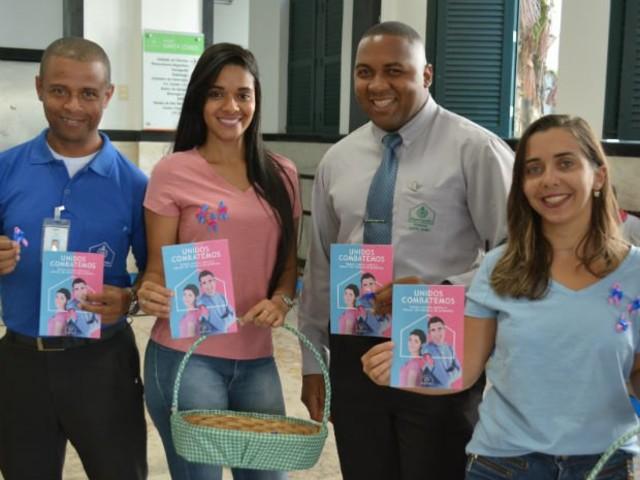 Hospital Santa Izabel promove ações educativas no Outubro Rosa