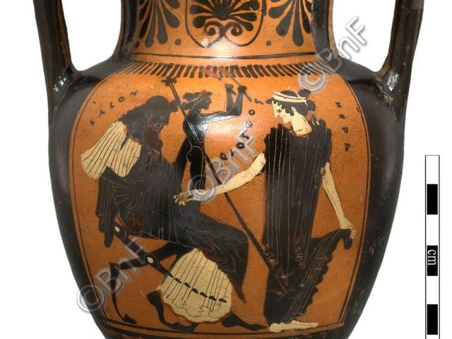 Na tradição clássica: Nascimento de Dionísio
