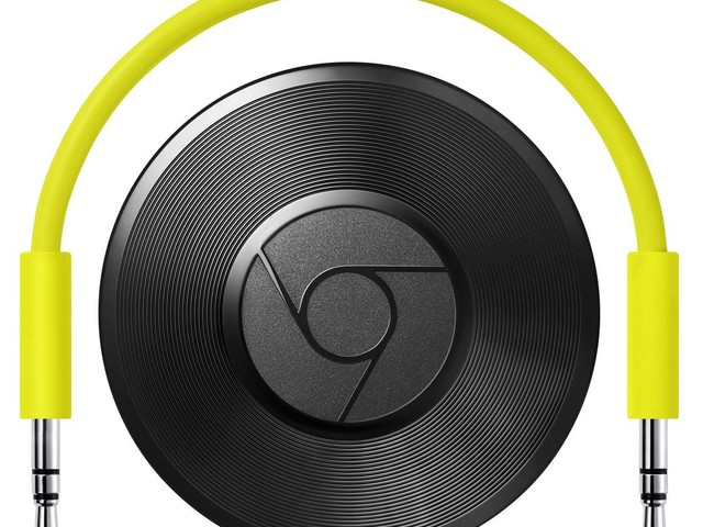 Google cancela produção do Chromecast Audio