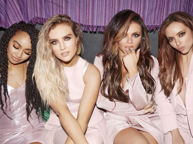 """Pode entrar, """"Despacito"""" do UK! Little Mix lançará remix de """"Reggaeton Lento"""" com a boyband CNCO"""