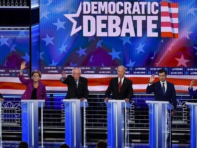 Bloomberg vira alvo de ataques em debate democrata