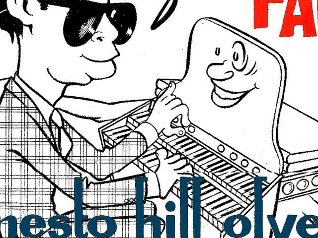 Ernesto Hill Olvera - O órgão que fala (EP 1961)