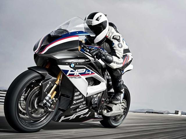 BMW HP4 Race estará presente no Salão Duas Rodas
