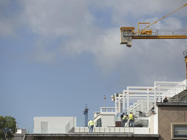 Concursos de obras públicas sobem 22% em agosto