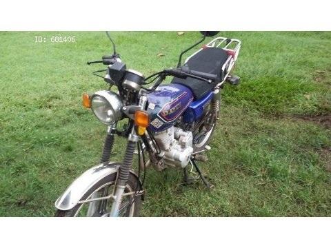 $600 negociable Moto Dayun 125cc 2017
