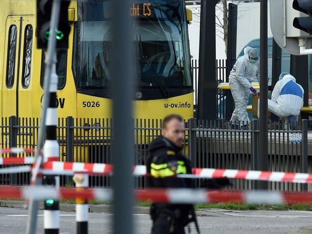 Polícia holandesa prende suspeito de ataque em Utrecht