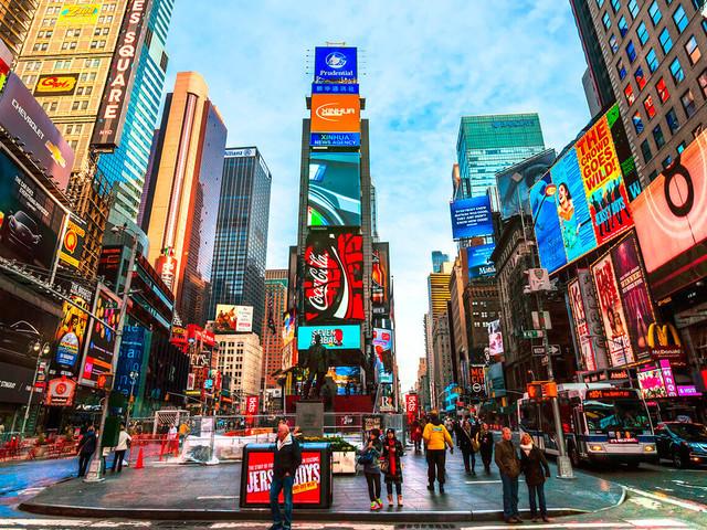 Incrível! Passagens baratas para Nova York a partir de apenas R$ 1.414 saindo de São Paulo e mais cidades!