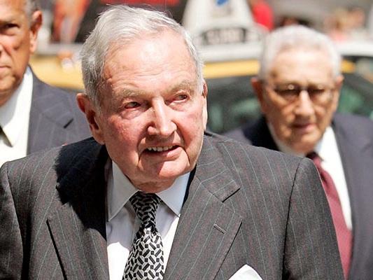 David Rockefeller, morto aos 101, era banqueiro com ares de diplomata