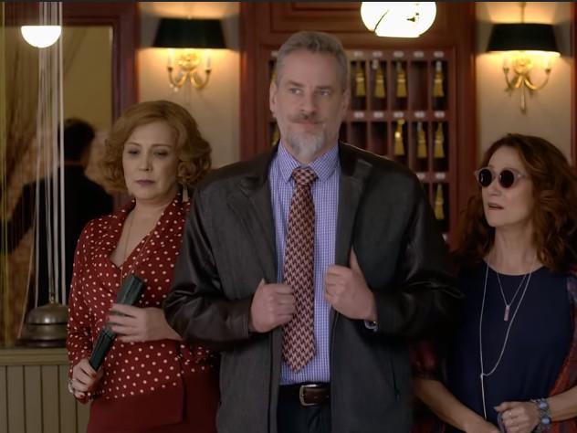 Em 3ª chamada, Globo mostra os guardiões da novela O Sétimo Guardião