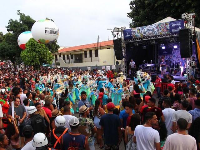 Conheça o esquema de segurança montado para o Carnaval do Maranhão 2020