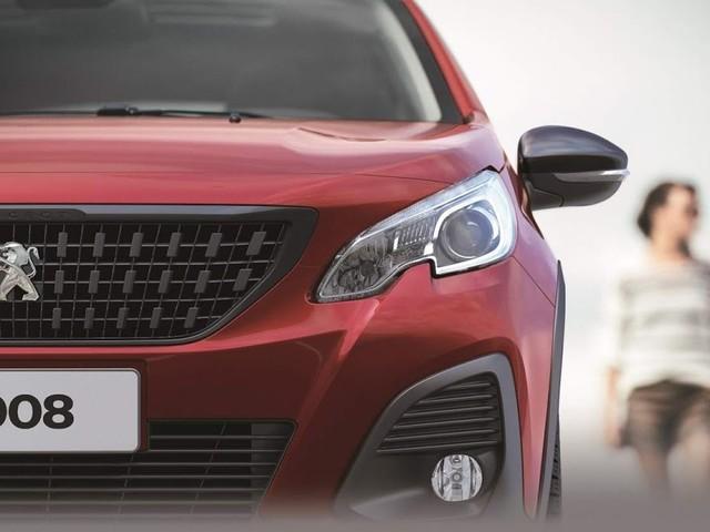 Peugeot 2008 2020 com facelit: produção iniciada no Brasil