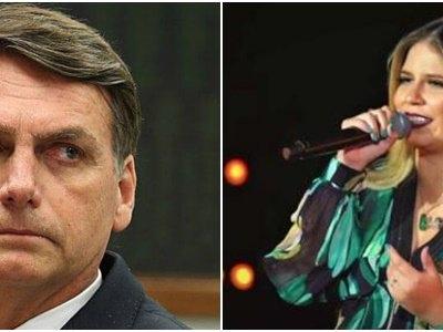 Marília Mendonça tem família ameaçada após criticar Bolsonaro
