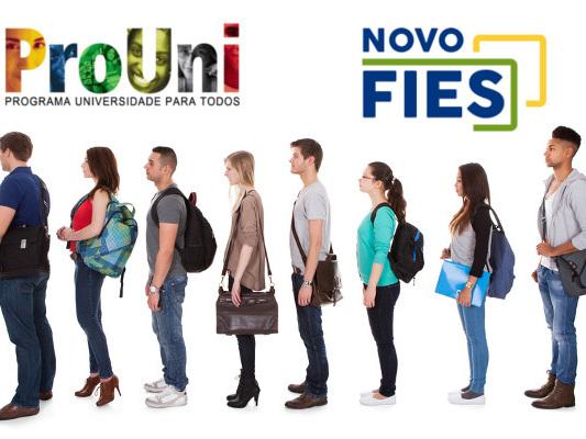 Listas de espera do ProUni e FIES 2019/2 abrem hoje (15)