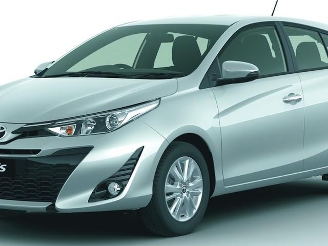 Toyota confirma produção do Yaris Hatch no Brasil em 2018