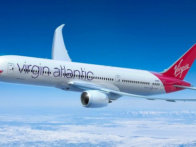 Virgin Atlantic recebe autorização da Anac para voar ao Brasil