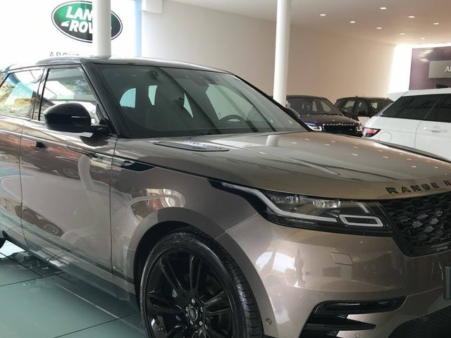 Range Rover Velar: fotos e vídeo do SUV no Brasil - preços