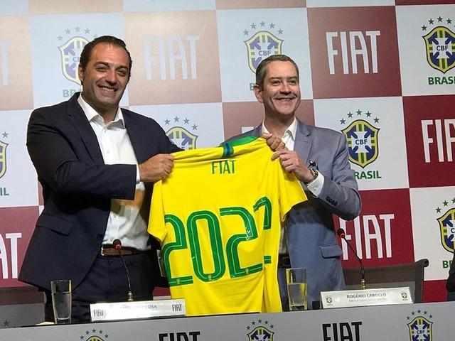 Patrocínio da Fiat a Seleção Brasileira abre caminho para séries especiais