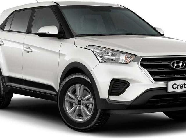 Confira os itens de série do Hyundai Creta PcD 2019