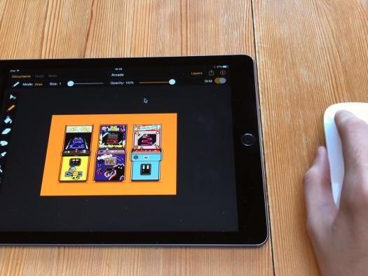 iOS 13 deve permitir o uso de mouse no iPad, deixando-o mais próximo de laptops