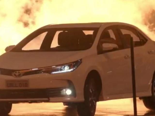 Novo Toyota Corolla 2018: vídeo teaser de lançamento