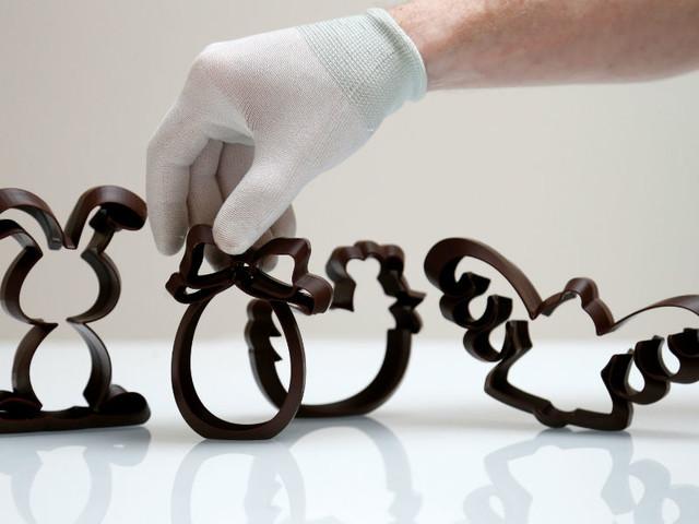 Miam Factory: A união dos chocolates com as impressões 3D