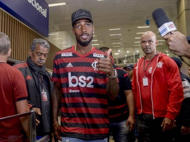 Gérson deixou a base do Flamengo por falta de dinheiro. Agora, volta como 2º mais caro