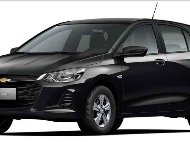 Chevrolet Onix 2021: veja itens de série, preços e versões
