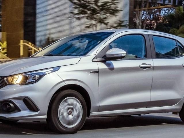Fiat Argo, Mobi e Uno são chamados para recall - Brasil