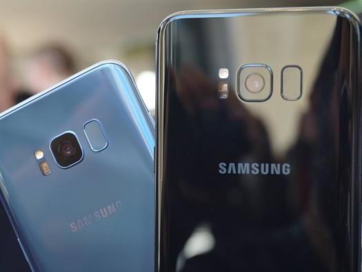 App Health da Samsung revela posicionamento do sensor de digitais do Galaxy S9