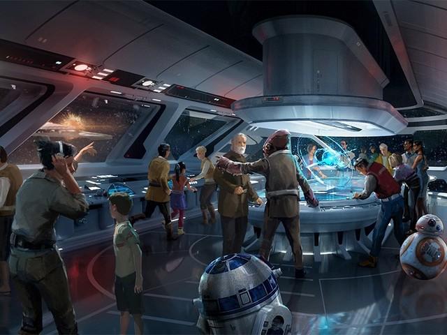 """Disney confirma construção de um hotel imersivo de """"Star Wars"""""""
