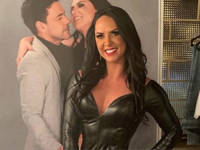 Graciele Lacerda, esposa de Zezé Di Camargo, fez macumba para conquistá-lo, diz ex-amiga