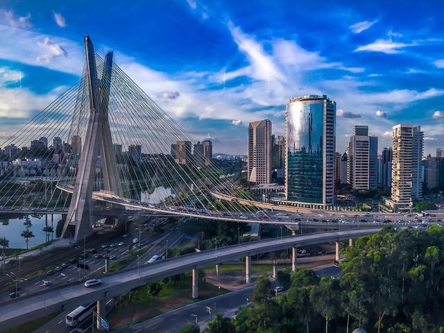 Seleção de passagens para São Paulo a partir de R$ 169 saindo de várias cidades!