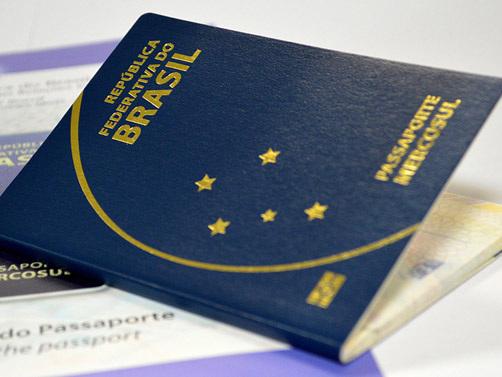 Emissão de Passaporte está suspensa pela PF
