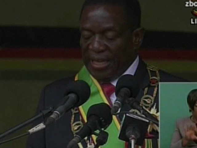 Zimbábue tem novo presidente, após 4 décadas sob o comando de Mugabe