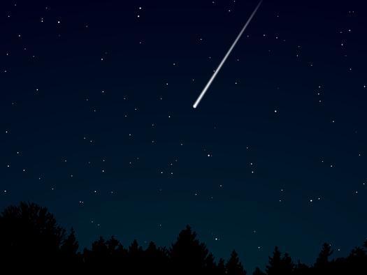 Meteoro cruza o céu do Ceará e assusta moradores do Maciço de Baturité