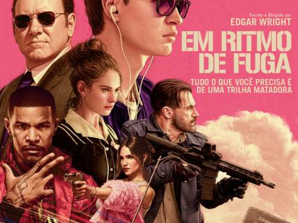 DVD e Blu-ray de EM RITMO DE FUGA já pode ser reservado!